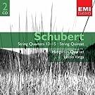 Schubert: String Quartets 13-15 & String Quintet