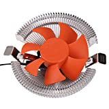 #6: SMACC Universal CPU Cooling Fan Desktop - for Intel LGA775 1155 AMD AM2 AM3 754