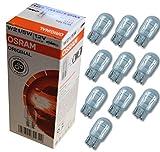 OSRAM W21/5W 21/5 Watt 12 Volt Auto Lampe Licht Birne Schluß Brems Rück 21W