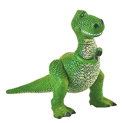 Bullyland Y12764. Figura Pvc. Serie Toy Story 3. Dinosaurio Rex. 7,50 cm