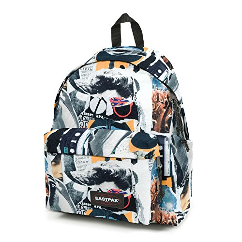 Eastpak Sac à dos loisir, 24 L, Multicolore (Pop Mix)