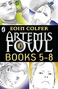 Artemis Fowl: Books 5-8 by [Colfer, Eoin]
