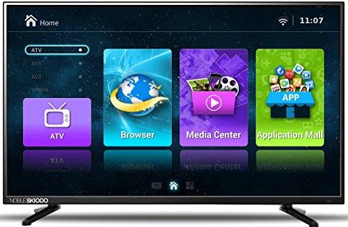 Noble Skiodo 80 cm (32 inches) 32SM32N01 HD Ready Smart LED TV...