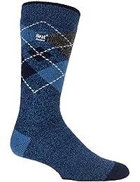 Heat Holders Lite - Hombre calcetines térmicos calientes finos invierno para frio en 5 colores,