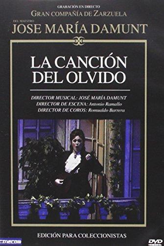 Zarzuela, La Canción Del Olvido [DVD]
