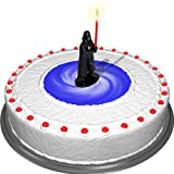 "Dekoback 04-10-00169 10 cm ""Star Wars Darth Vader"" Cake Candle"