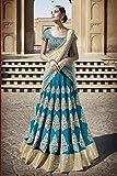 Ninecolours Model Banglori Silk Designer...
