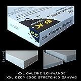 4Premium Deep Edgestretched Blank tele 70x 100cm ~ 27x 40in tela montata su barre