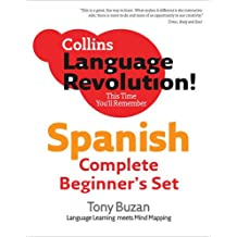 Collins Language Revolution! - Complete Spanish Beginner's Set - Language Learning meets Mind Mapping