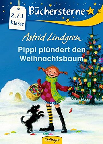 Pippi plündert den Weihnachtsbaum (Büchersterne): Alle Infos bei Amazon