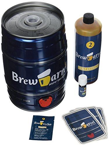 Starter Kit per birrificazione domestica in una sola settimana