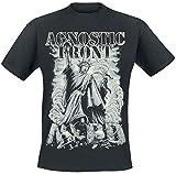 Agnostic Front Liberty Camiseta Negro L