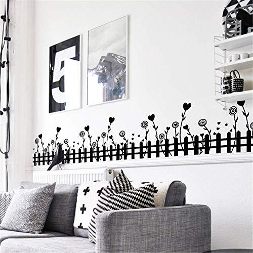 Kreative fenster, glastür aufkleber, wandaufkleber. 69 x 44 cm C-1 (C-fenster-einheit Ein)