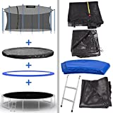 Kinetic Sports Outdoor Gartentrampolin 488 cm - 6