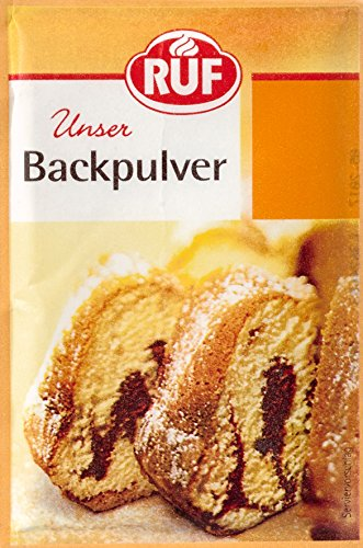 RUF Backpulver, 30er Pack (30 x 15 g)