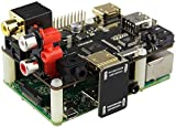 Expansion X600 Board for Raspberry Pi B+/2B/3B/SATA Device @Pzsmocn Multimedia Hat Compatible With the Raspberry Pi Model B+/Raspberry Pi 2 Model B