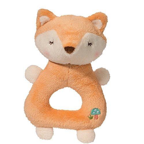 Cuddle Toys 1297Fox RATTLE Fuchs Kuscheltier Plüschtier Stofftier Plüsch Spielzeug Baby Rassel Greifling