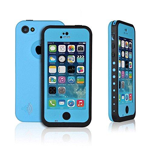 Redpepper Coque étanche pour Apple iPhone 5C Antichocs, neige étanche anti poussière