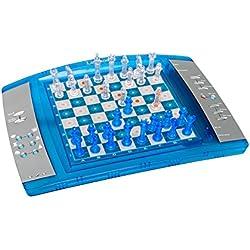 LEXIBOOK Ajedrez Electrónico y Luminoso con Teclado Sensit (LCG3000)