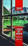Leben ist mehr 2019 - Hardcover: Impulse f�r jeden Tag Bild
