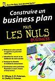Construire un business plan pour les nuls business