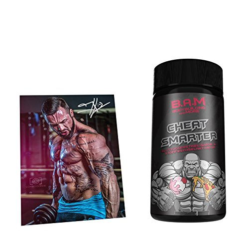 heat Smarter Kohlenhydrat Blocker Fitness Diät Stoffwechsel inkl. Postkarte Mit Einer Signatur von Jil 90 Kapseln ()