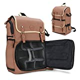 GOgroove DSLR Camera Backpack Case (Tan) for Photography - Best Reviews Guide