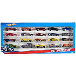 Hot Wheels-H7045 Disney Pack de vehículos, (Mattel Spain H7045)