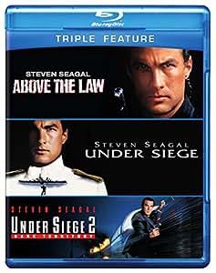 ABOVE THE LAW/UNDER SIEGE/UNDER 2