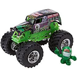 Hot Wheels Monster Jam picador grave del vehículo (1:64 Escala)