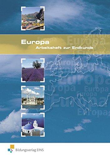 Arbeitshefte zur Erdkunde: Europa