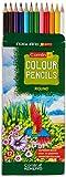 #3: Camlin Kokuyo Full Size Color Pencil - 12 Shades