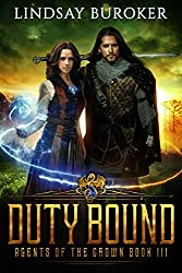 Duty Bound (Agents of the Crown Book 3) (English Edition)