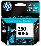HP 350 Black Original Ink Cartridge (CB335EE)