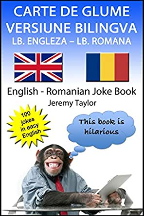 Carte de Glume Versiune Bilingva LB  Engleza-LB  Romana: English