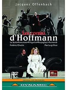 Offenbach - Les Contes D'hoffmann (La Scola, Rancatore) [DVD] [2006]