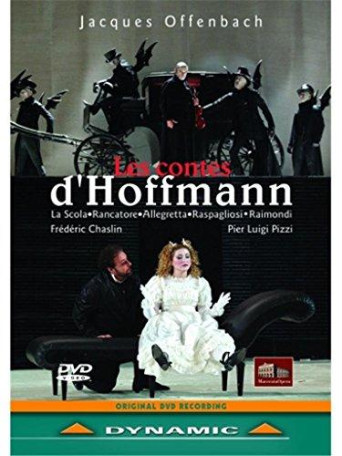 Offenbach: Les Contes D'hoffmann [2 (Damen Bösewicht Kostüme)