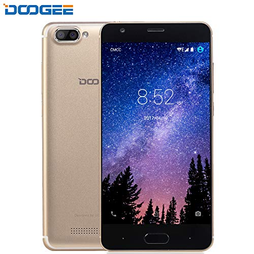 Moviles Libres, DOOGEE X20L 4G Android 7.0 Dual SIM Teléfonos Móviles -...