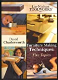 Furniture Making Techniques: Five Topics - Charlesworth (DVD)