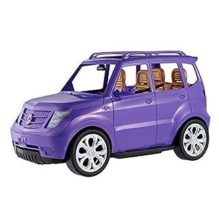 Barbie Mattel DVX58 - Geländewagen