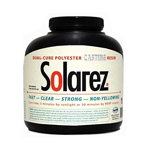 Solarez UV Cure Clear Casting Resin (Quart) by Solarez - Buy