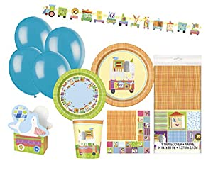 Unique Party Party Kit Multicolor (63807