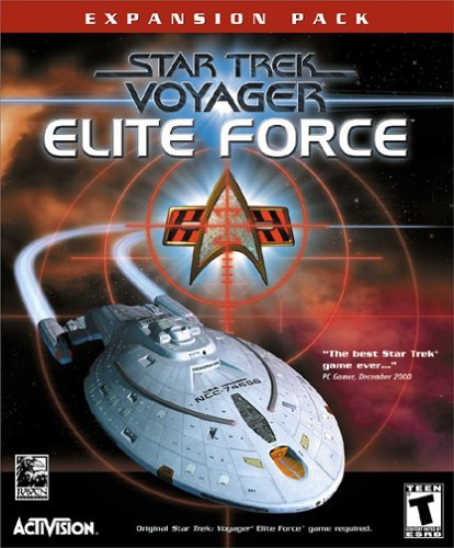 Star Trek Voyager: Elite Force Expansion - PC by Activision
