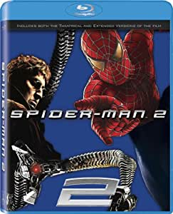 Spider-Man 2 [Blu-ray] [2004] [US Import]