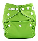Bumberry Pocket Diaper PDS006 (Deep Gree...