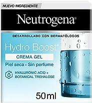 Neutrogena Hydro Boost Crema Gel Hidratante, 50 ml