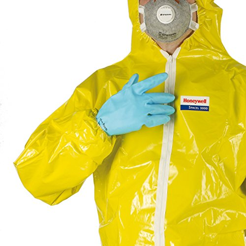 Honeywell 4503000-l tipo 3–4tuta tuta–giallo (25pezzi)