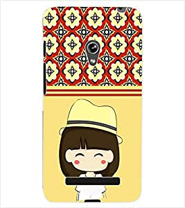 ColourCraft Cartoon Back Case Cover for ASUS ZENFONE 5 A500KL