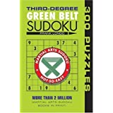 Third-Degree Green Belt Sudoku® (Martial Arts Puzzles Series) by Longo, Frank (2009) Paperback