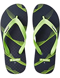 Lotto Men's Green Hawaii House Slippers